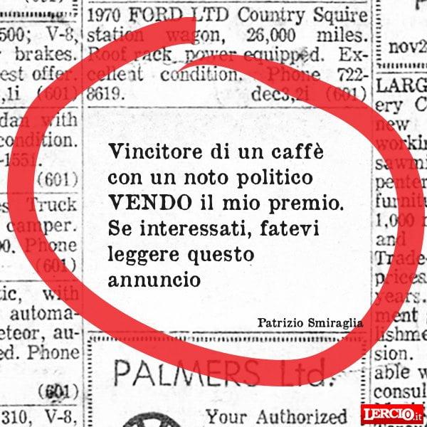 Annunci Lerci 20 Maggio 2019 - Lercio