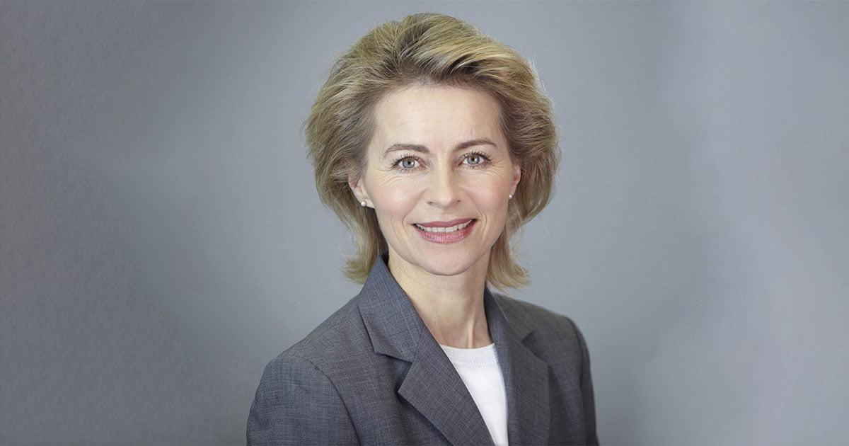 Ursula von der Leyen risparmia sulla lacca: aumentano i soldi per il Recovery Fund