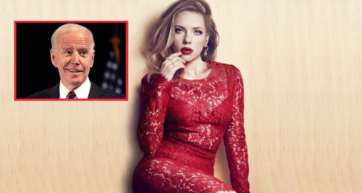 """Scarlett Johansson gli canta """"Happy Birthday Mr. President"""": Biden ricoverato in rianimazione"""