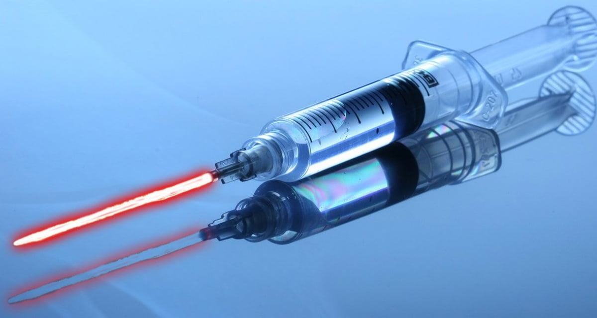 Open day per i fan di Star Wars, i vaccini saranno inoculati con siringhe laser